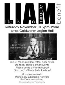 Liam Event